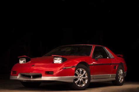 old car owners manuals 1985 pontiac fiero transmission control red 1985 fiero gt with manual transmission for sale pontiac fiero 1985 for sale in greer