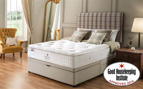 rest assured bed rest assured knowlton 2000 pocket latex divan bed