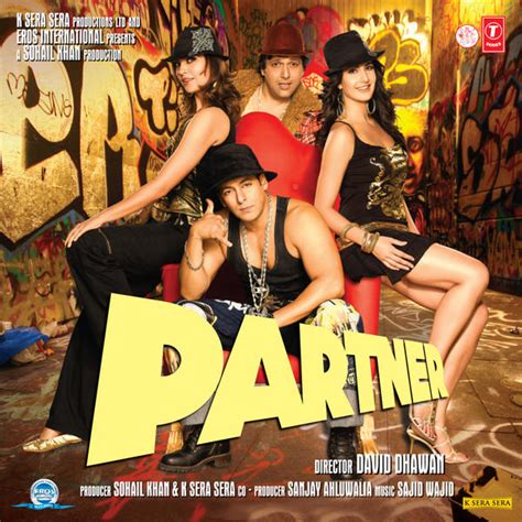 bedroom partner 2007 movies partner 2007 mp3 songs bollywood music