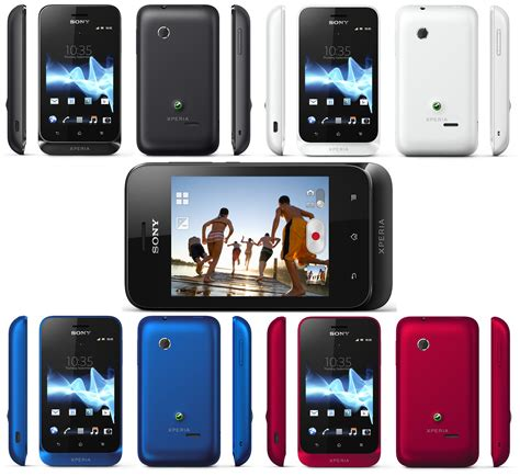 Hp Sony Xperia Tipo Dual