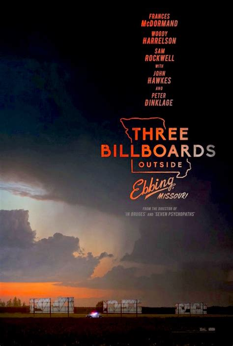 three billboards outside ebbing missouri the screenplay books frances mcdormand mcdonagh s quot three billboards