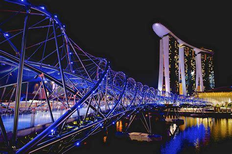 helix bridge helix bridge singapore im sure everyone who has traveled flickr