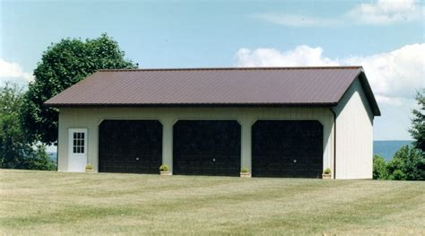 30x40 Garage Package by Pole Barns 30x40 Garage Kits Http Metal Building