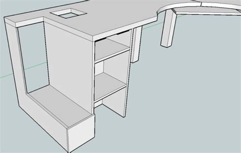 diy corner computer desk plans 20 top diy computer desk plans that really work for your home office