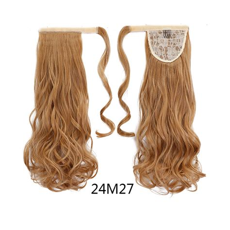 hair pieces ponytails layered curls 20inch long curly ponytail hairpieces fake ponytails
