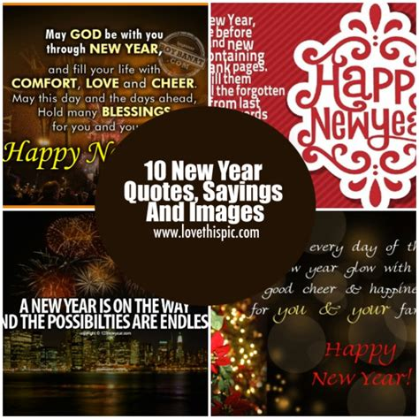 sayings for new year 10 new year quotes sayings and images