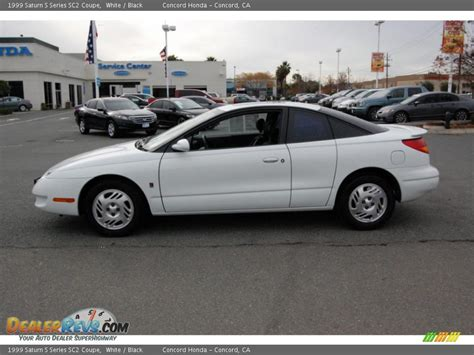 Saturn Sc2 1999 by 1999 Saturn S Series Sc2 Coupe White Black Photo 6