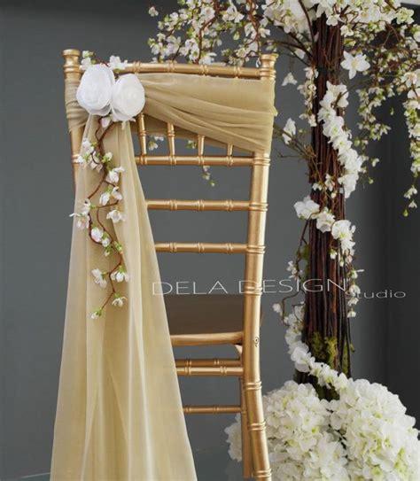 best 25 wedding chair decorations ideas on pinterest