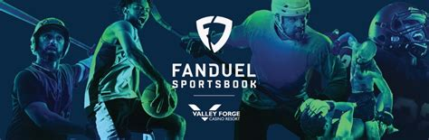 Fanduel Sportsbook At Valley Forge Casino Set To Open