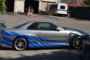 Nissan Skyline 2 Fast 2 Furious Nissan Skyline Gtr 2 Fast 2 Furious Modified Cars And