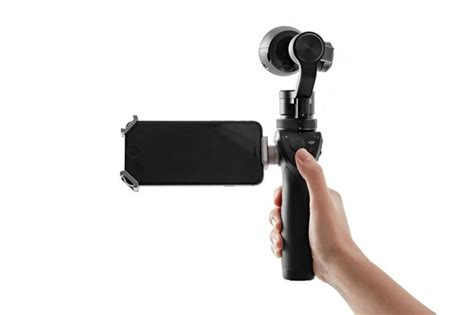 dji launches osmo an iphone connected 4k steadicam for 650