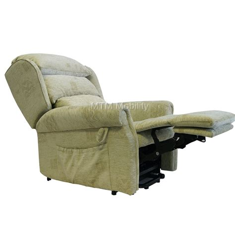 Electric Recliner Chair by Electric Riser Recliner Chair Swindon Regent Waterfall