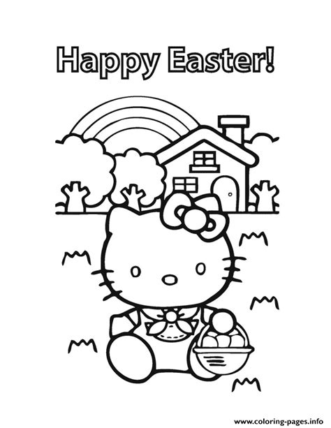 Hello Coloring Pages Easter by Hello Happy Easter Coloring Pages Printable