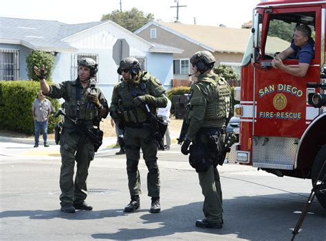 Officer In San Diego by 2 San Diego Officers 1 Fatally During Stop