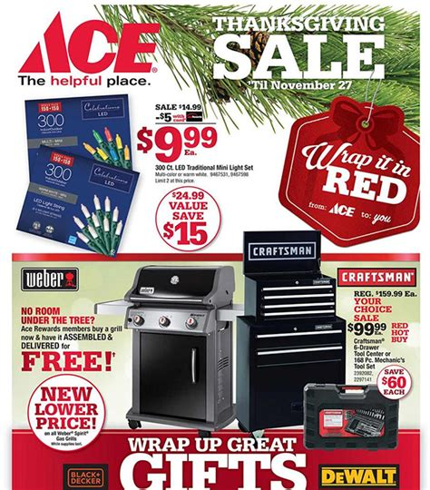 ace hardware email ace hardware black friday 2017 tool deals