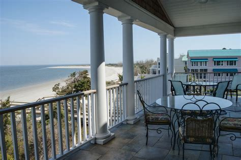 cobello island oceanfront cottages 10 oceanfront cottages on tybee island that will stop you