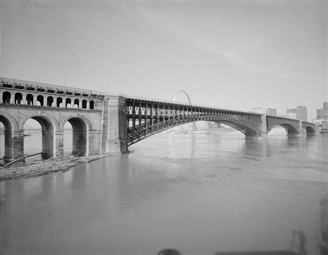 Birth Records St Louis Mo File Eads Bridge St Louis Missouri Jpg Wikimedia Commons