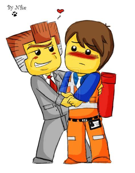 lego movie emmet fan art emmet x lord business the lego movie by piccolanikezano