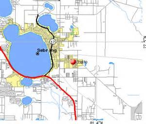 where is sebring florida on map 33870 zip code sebring florida profile homes
