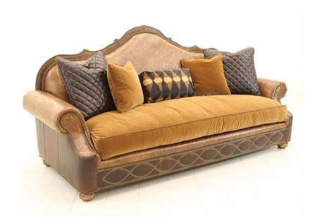 Western Style Leather Sofa High End Furniture High End Sofa