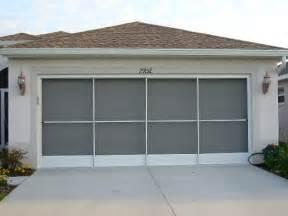 Sliding Screen Garage Door Garage Door Decals Idea Creative Way To Beautify Your Garage