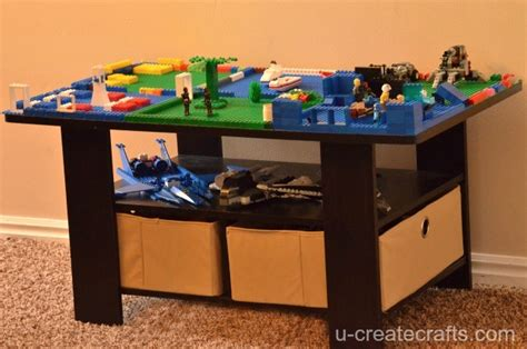 diy wood lego table hometalk how to turn a coffee table into a lego table
