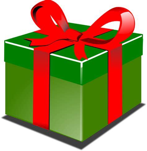 Clipart Presents green present clip at clker vector clip royalty free domain