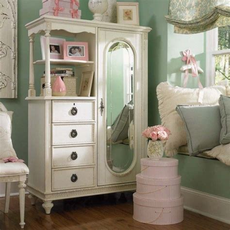 shabby chic girls bedroom vintage shabby chic girl s bedroom bedrooms pinterest