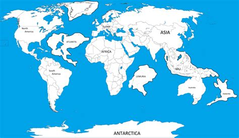 map world age the world at the last age lost continents