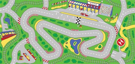 printable road play mat grand prix rejects view topic unpopular f1 opinions
