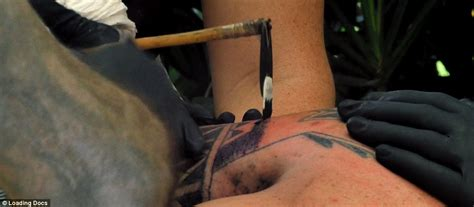 tattoo apprenticeship process tattooist who suffers from cystic fibrosis becomes the