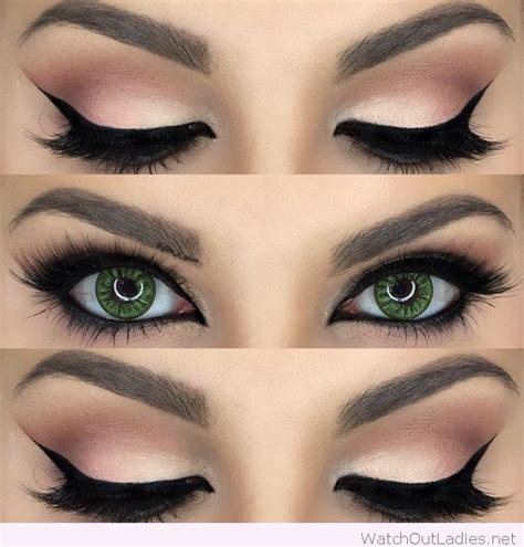 eyeliner tutorial for green eyes how to rock makeup for green eyes makeup ideas tutorials