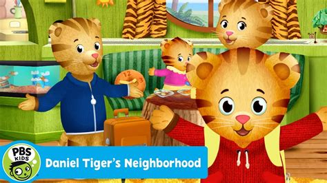 daniel has an allergy daniel tiger s neighborhood books daniel tiger s neighborhood quot the tiger family trip quot song