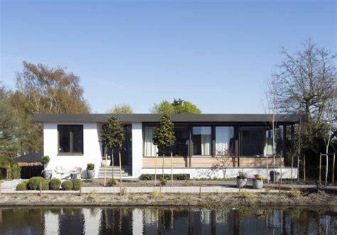 architekten bungalow anbau in rotterdam bungalow mit treppe architektur und