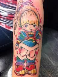 rainbow brite tattoo designs 17 best images about 80 s tattoos on my