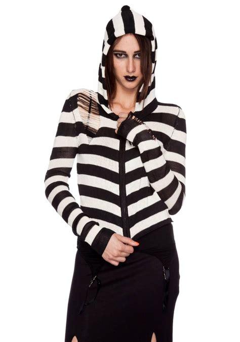 Wishlist Jaket Grab Bike Model Sweater Hoodie Zipper Gr4 1 lip service fashion victim tattered sweater hoodie dolls