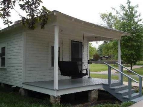 Porch Swing In Tupelo Tribute To Elvis And His