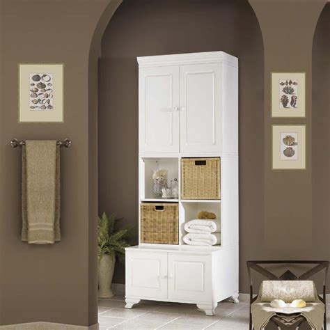 Storage In Bathroom Cheap Bathroom Storage Cabinets Home Furniture Design