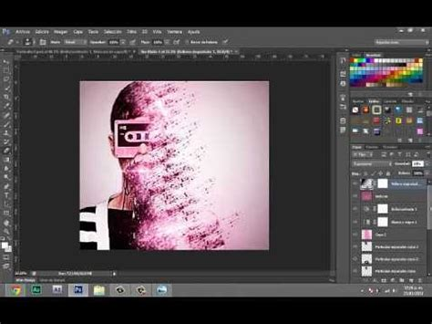 tutorial photoshop cs6 en pdf tutorial photoshop cs6 efecto desvanecido youtube