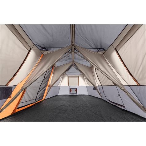 Ozark Trail 12 Person Instant Cabin Tent by Ozark Trail Instant 20 X 10 Cabin Cing Tent Sleeps