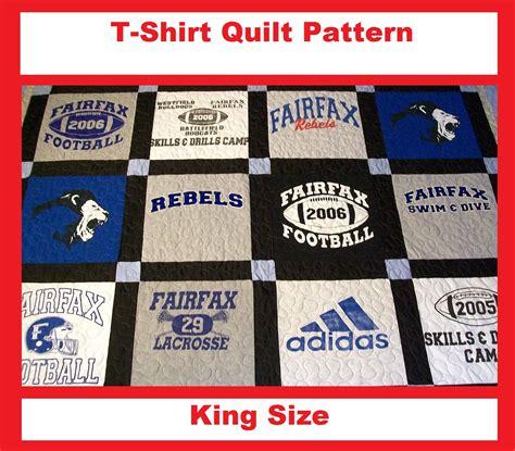 shirt pattern book tshirt quilt pattern pdf e book how to make a t shirt