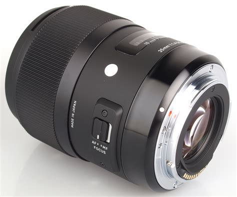 Sigma 35mm F 1 4 Dg Hsm sigma 35mm f 1 4 dg hsm lens review