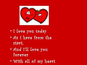 Pics photos funny love you rhymes
