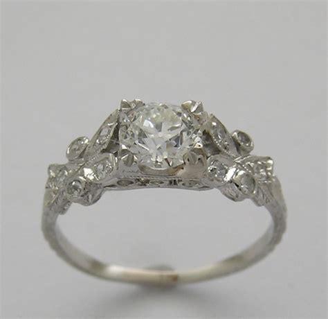 Antique Wedding Rings London