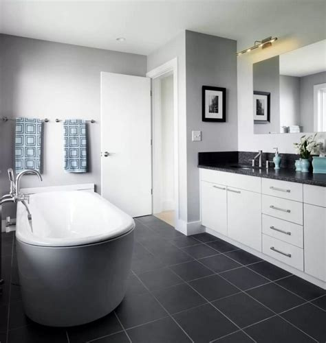 grey bathroom accent color gray tile bathroom what color walls towels for grey rug