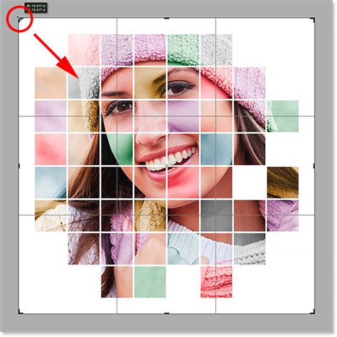 design grafis photoshop cs3 color grid photo display effect with photoshop dunia