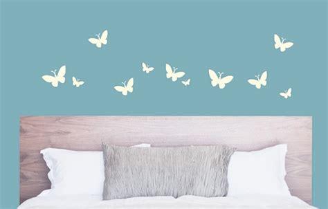 stencil per pareti da letto stencil da parete da letto stencil pareti