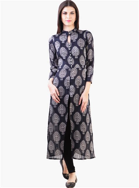 kurta pattern cutting latest designer kurtis with different cut types looksgud in