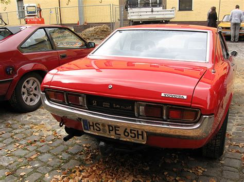 Toyota St Toyota Celica St 1600 Picture 1 Reviews News Specs