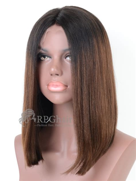 pics of bob hairstyles with remy hair popular ombre yaki bob hairstyle indian remy hair glueless